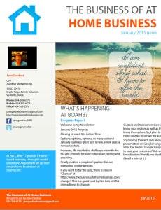 newsletter, inspirations, mindset