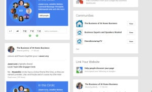 Boahb Google Plus Communities