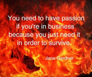Passion is a Trait of the Mindset of the Entrepreneur