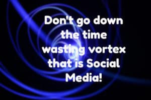 Social Media can be #1 Time Waster when starting a Home Business