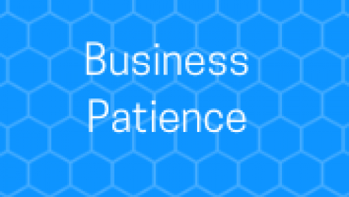 businesspatience