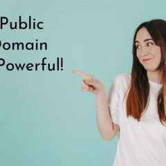 public domain is powerful